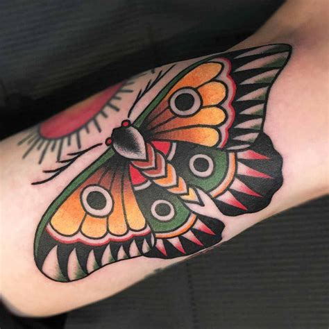 29 best traditional butterfly tattoo design butterfly traditional butterfly