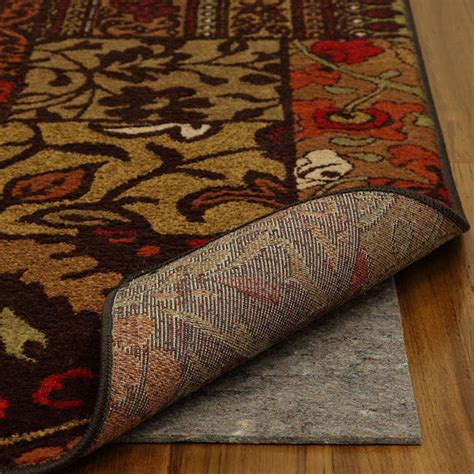 area rug padding area rug padding hardwood floor roselawnlutheran