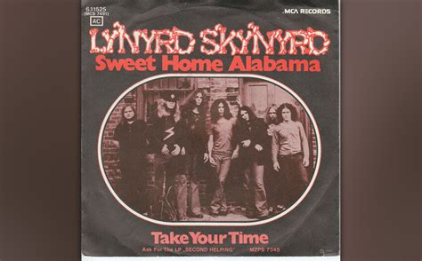 407 sweet home alabama lynyrd skynyrd king
