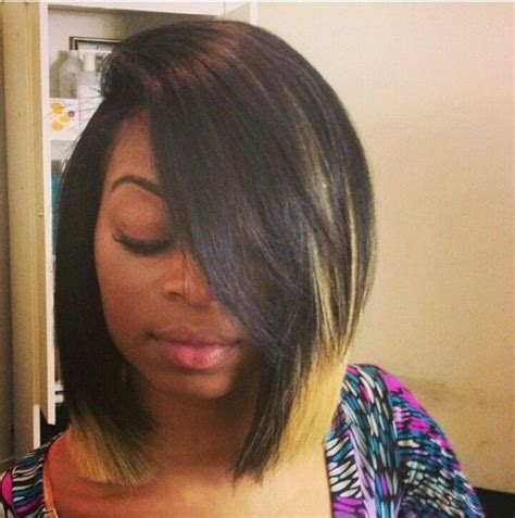 38 piece weave hairstyles a quick weave bob hairstyles for glamorous look