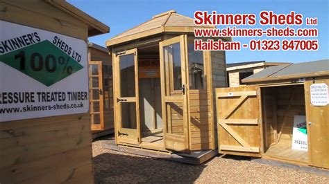 skinners sheds show site in hailsham east sussex