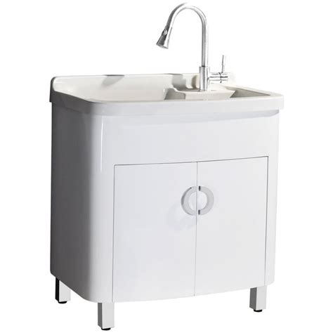 Laundry Room Utility Sink With Cabinet Home Decor Laundry Laundry Room Utility Sink Cabinet