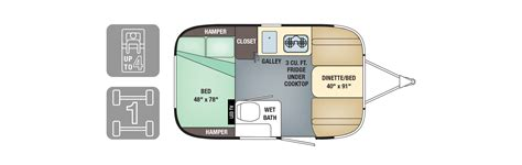 airstream travel trailers floor plans floorplans sport airstream