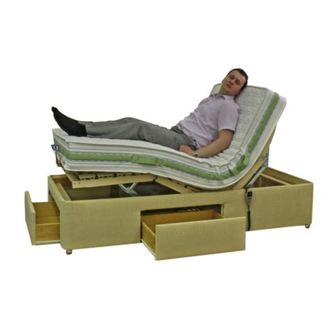 back2 electric adjustable bed