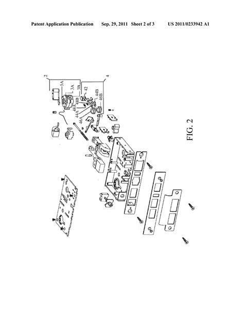 schlage deadbolt parts diagram schlage lock parts breakdown imageresizertool