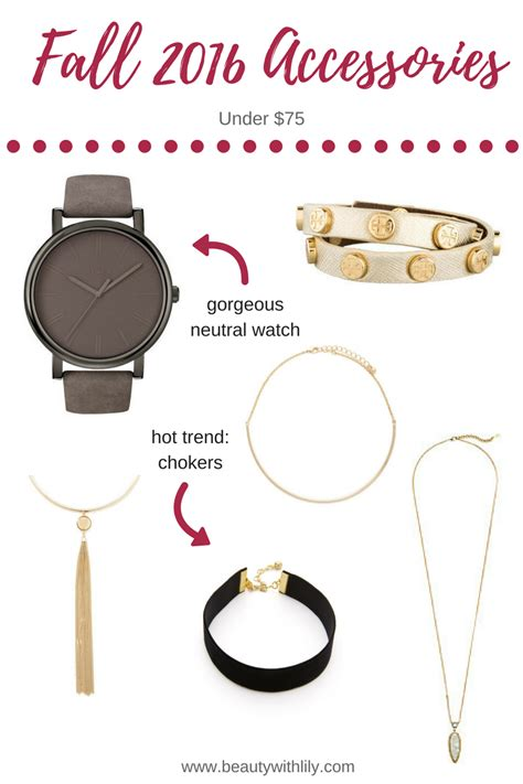 7 Fall Accessories by Affordable Fall Accessories 75 With