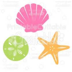 sea shells free svg cut file amp clipart