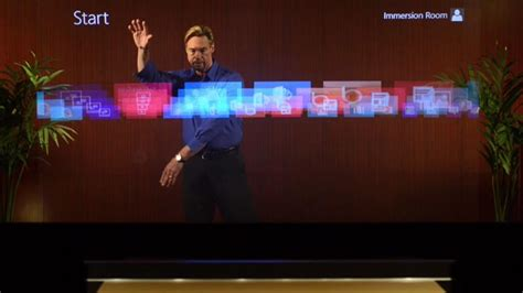 Immersion Room by This Windows 8 1 Apps Floating In An Augmented