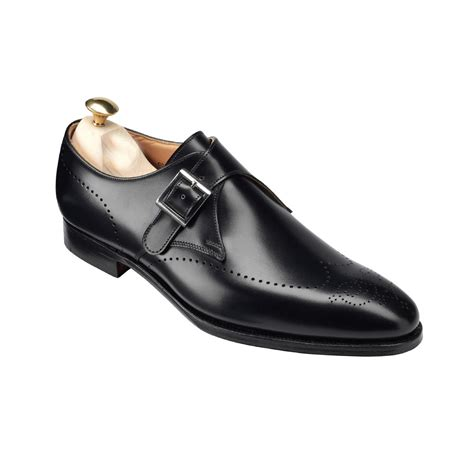 Handcrafted Footwear - handmade mens formal shoes monk shoes handcrafted