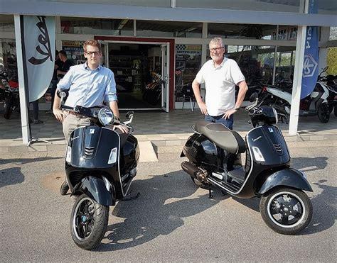 Motorrad Leistungsprüfstand Gebraucht Kaufen by Umgebautes Motorrad Vespa Gts 300 Ie Bike Center