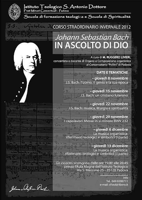 verderio incontri sull arte e il concerto di s cecilia l arte della fede riflettere sull arte musicale di bach