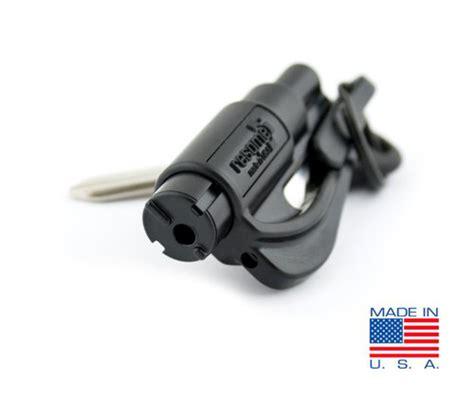 key chain tool resqme keychain car escape tool