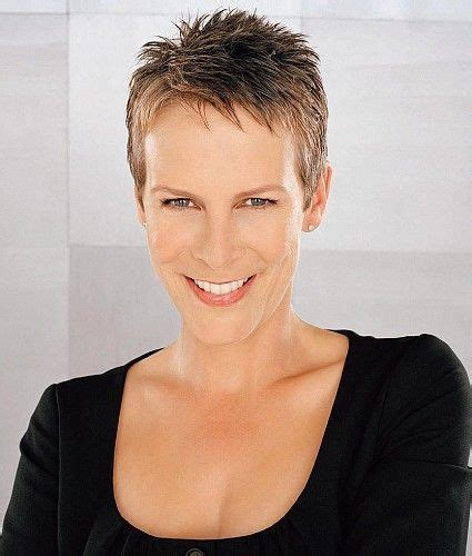 freaky friday haircut jamie lee curtis picture fifty fine fabulous