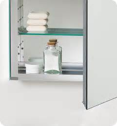 Bathroom Medicine Cabinet With Mirror 19 75 Quot Fresca Fmc8058 Small Bathroom Medicine Cabinet W Mirrors Mirrors Bath Kitchen