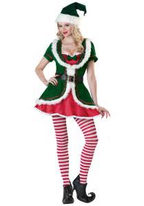 Sexy holiday honey elf costume sexy elf costume ideas