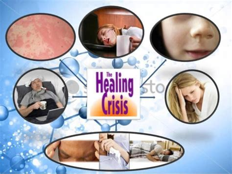 What Is A Healing Crisis Detox Reaction by Yeast Infection Healing Crisis Guide