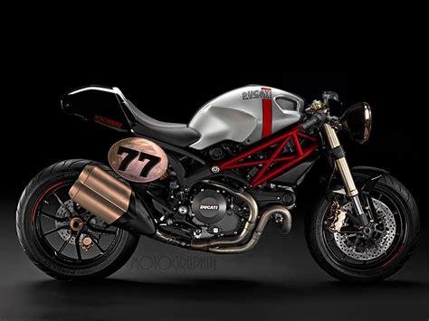 Ducati Monster 1100 Evo Motorrad by Motographite Ducati Monster 1100 Quot Evo Classic Quot Ducati