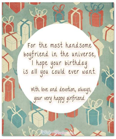 Sweet Happy Birthday Wishes For Him Best 25 Birthday Wishes For Boyfriend Ideas On Pinterest