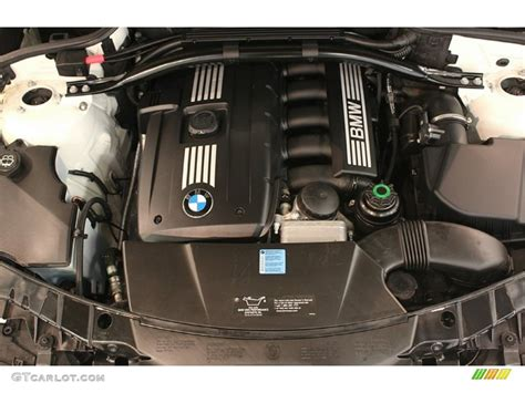 2009 BMW X3 xDrive30i Engine Photos   GTCarLot.com