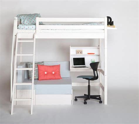 camas altas con escritorio abajo cama flexa alta con sof 225 cama y escritorio www
