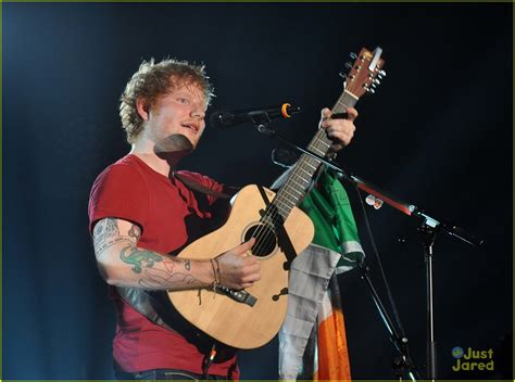 ed sheeran irish ed sheeran performs three shows in one day photo 671878