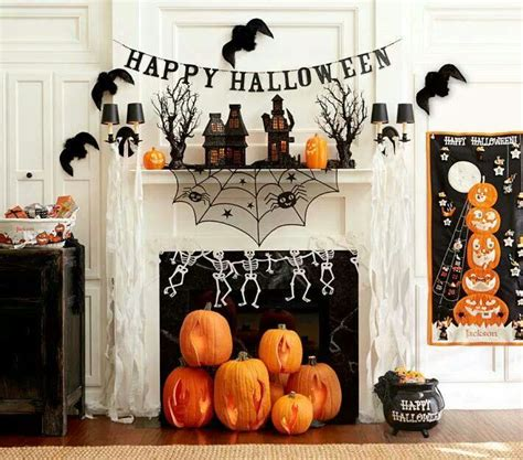 halloween home decorating halloween decor ideas