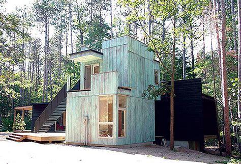 House Alchemy by Alchemy Architects Build Tiny Prefab Weehouses That