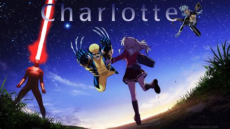 anime review rating rossmaning charlotte