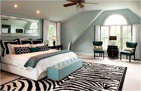 teppich im schlafzimmer bild zebramuster teppich im schlafzimmer idee lapazca
