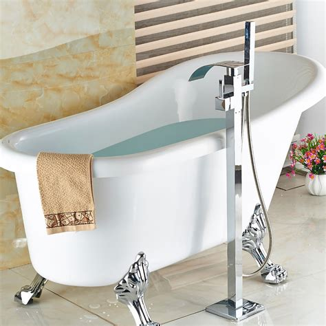 Modern Bathroom With Clawfoot Tub by Ideas For A Clawfoot Tub Faucets The Homy Design