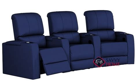 reclining home theater seating playback fabric sofa by palliser is fully customizable by