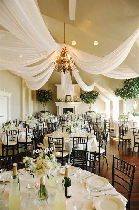 Wedding reception at Sleepy Ridge Golf Course   Sunset