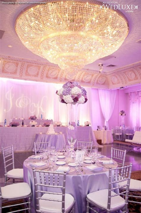 wedding table decorations purple and silver luxury wedding reception decorations archives weddings