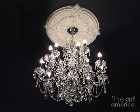 Black White Chandelier by Black And White Chandelier Luxurydreamhome Net