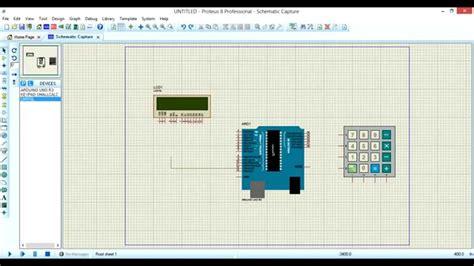 arduino tutorial site du zero arduino lcd y keypad youtube