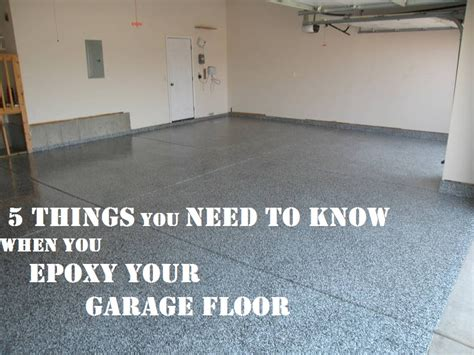 Clean Kitchen Cabinets Grease by Epoxy Your Garage 5 Things To Know How To Build It
