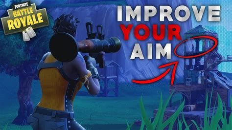 fortnite aim assist how to improve your aim on fortnite 2018 gaming lobby