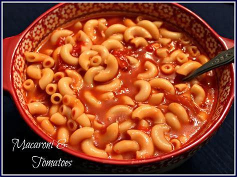 macaroni and cheese macaroni and tomatoes eat at home bacon tomato macaroni and cheese recipe dishmaps