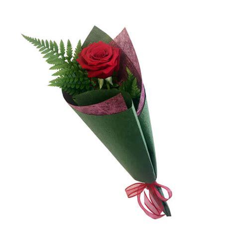Single Flower Chocolate Bouquet Coklat Buket Single single gift wrapped i you