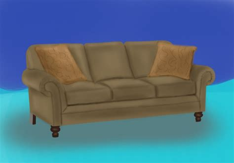 upholstery step by step learn how to draw sofa furniture step by step drawing