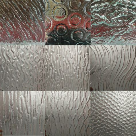 decorative panel glass clear casting tempered decorative glass panels in gold led