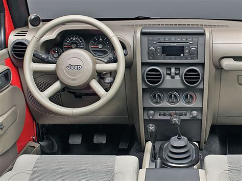 jeep wrangler facelift and interior improvement for 2011