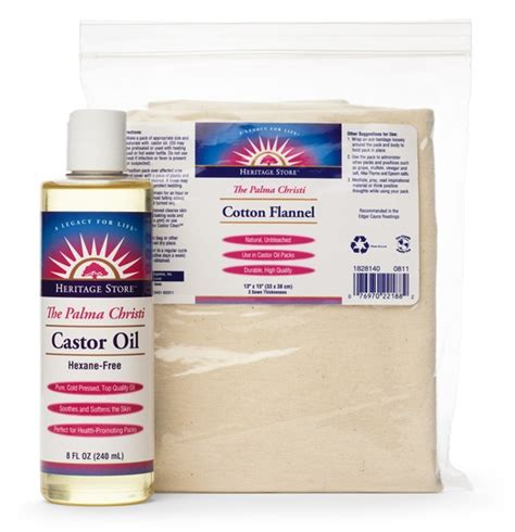Castor Detox Wrap by How To Make A Castor Pack For Menstrual Crs