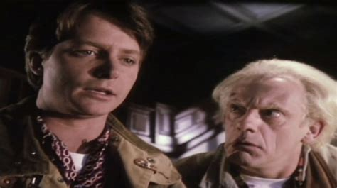 michael j fox doctor movie back to the future part iii 1990 a film by robert