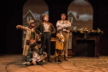 theater review sherlock holmes  baker street