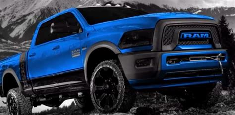 Is There a Hellcat Ram Power Wagon in the Works?