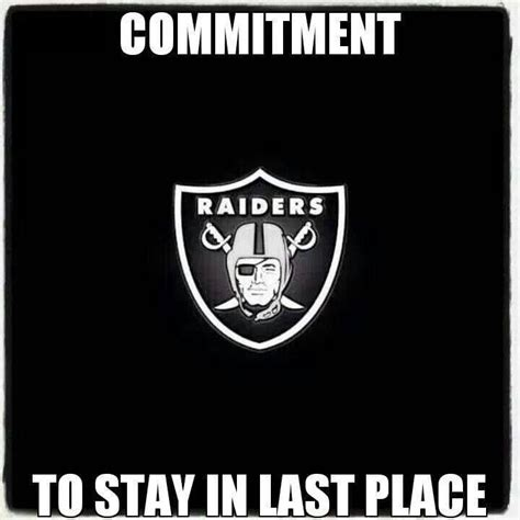 Nfl Memes Raiders - 147 best bronco raider hater images on pinterest