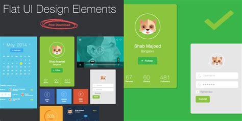 Interior Design Websites Home Flat Ui Design Elements Free Download 2014