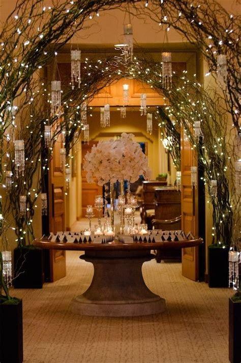 winter venue decorations 40 lighting ideas for weddings wedding lighting