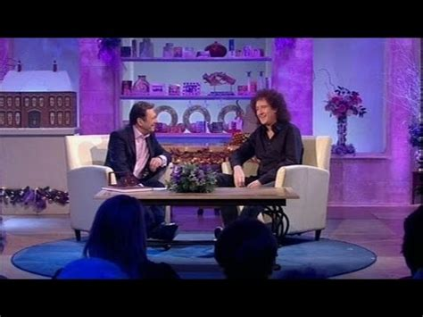 """brian may: the alan titchmarsh show on """"a village lost and"""